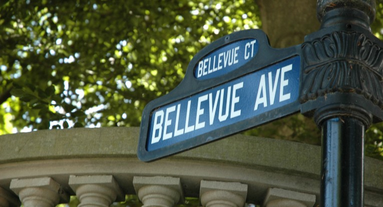Bellevue Avenue, Newport